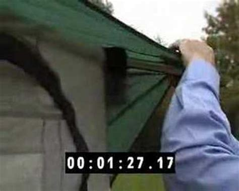 how to put up the caravan awning fit pdq xl
