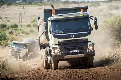 volvo trucks south africa volvo trucks on big expansion in east africa wardheernews
