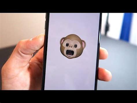 Iphone X Emoji Iphone X Animoji Animated Emojis