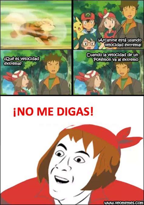 Memes De Pokemon - memes no me digas imagenes chistosas