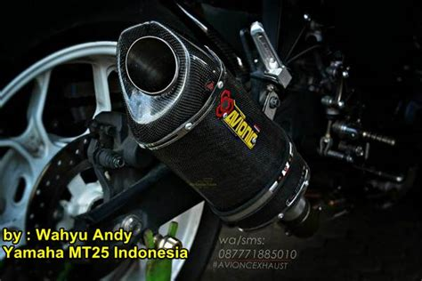 Axle Slider Import Yamaha R25 Mt25 modifikasi yamaha mt 25 hitam dengan hid projector ini