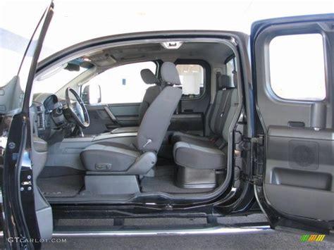 2006 Nissan Titan Interior by Graphite Titanium Interior 2006 Nissan Titan Se King Cab
