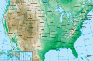 topographical map of united states united states map topo map
