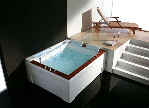 badewanne 2 personen exclusiv luxus badewanne whirlwanne whirlpool u2607 mit