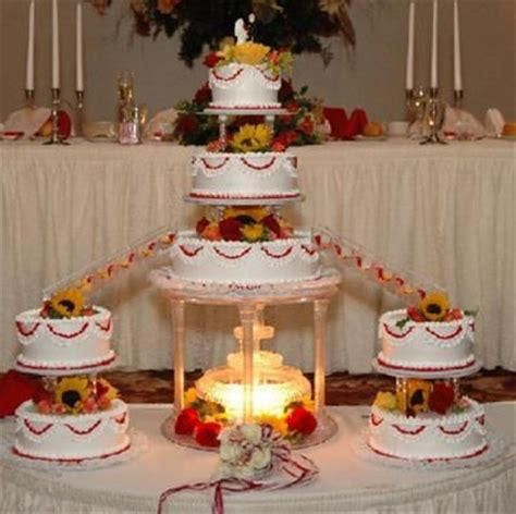 Cake Tier Cake Fontain Plastik Putih fashioned tier and and stairs wedding cakes pictures wedding cake with lit