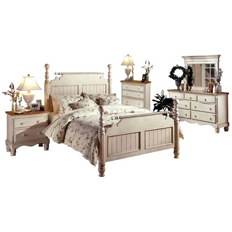 white queen bedroom set outdoor