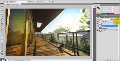 lumion photoshop tutorial k tutoriales