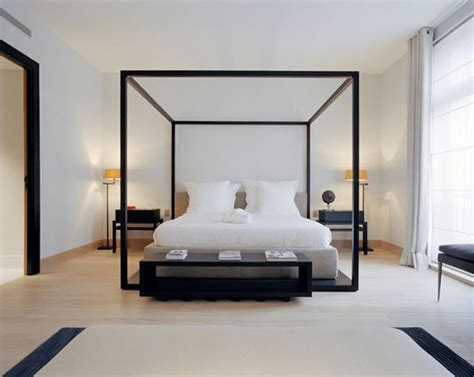 Modern Canopy Bed Design Ideas Modern Canopy Bed I Think I Might Be A Grown Up