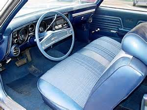 1971 Chevelle Ss Interior 1969 Chevelle Steering Wheels And Door Panels