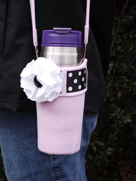 diy water bottle stand up cycled water bottle holder design 3 with no sew vbs modifications bottle holders bags