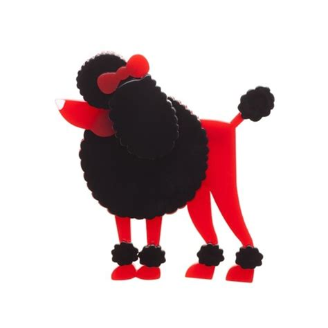 Welcome Resin Poodle Kode Ss9338 116 best images about erstwilder on brooches poppy fields and hummingbird necklace