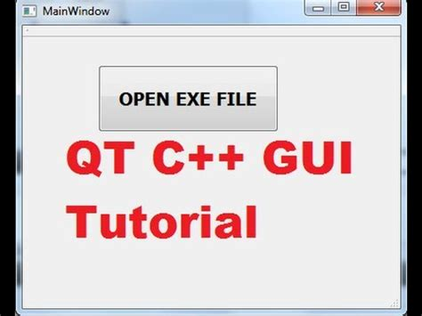 qthread tutorial in qt qt c gui tutorial 26 creating digital clock by using