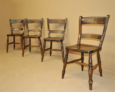 vintage kitchen chairs set of 4 barback kitchen chairs r3470 antiques atlas