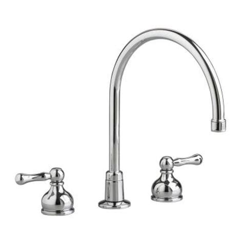 heritage kitchen faucet american standard american standard heritage 2 handle kitchen faucet in