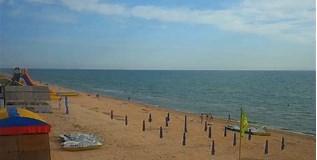 """Результат поиска изображений по запросу """"Джемете Веб камера онлайн пляж море"""". Размер: 317 х 160. Источник: www.youtube.com"""