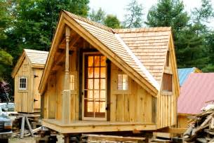 Vacation Cottage Plans Relaxshacks Six Free Plan Sets For Tiny Houses Cabins Shedworking Offices