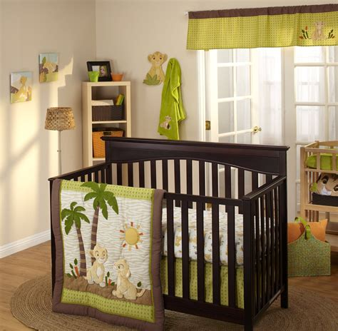 Lion King Crib Bedding Set Home Furniture Design King Crib Bedding