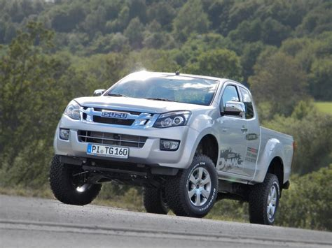 Isuzu D Max Lifted By Michaelis Youtube