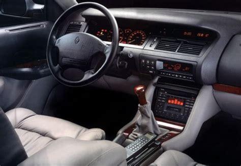 renault safrane 2016 interior renault safrane biturbo 1994 1996 l automobile ancienne