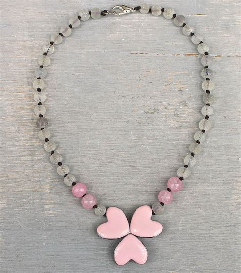 learn jewelry learn to make a sweetheart necklace joann jo