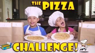 pizza challenge chef evantubehd gross secret recipe