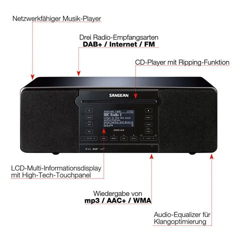 Internetradio Mit Cd 2526 by Internetradio Mit Cd Hama Internetradio Digitalradio