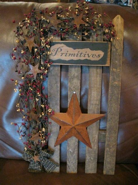 Primitive Home Decor 17 Best Images About Primitive Rustic Decor On Shelves Primitive Candles And Tins