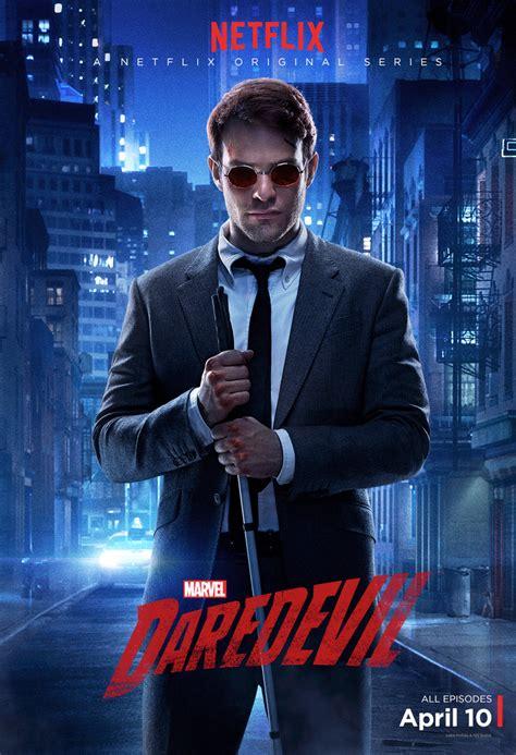 Daredevil Debuts New Trailer Five Posters