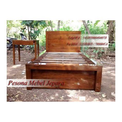 Tempat Tidur Minimalis Laci Dipan Minimalis Tempat Tidur Duco dipan minimalis laci 2 ukuran single atau anak pesona mebel jepara