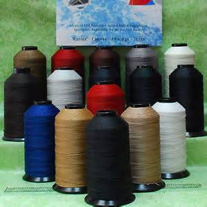bonded sewing thread t90 92 for upholstery outdoor