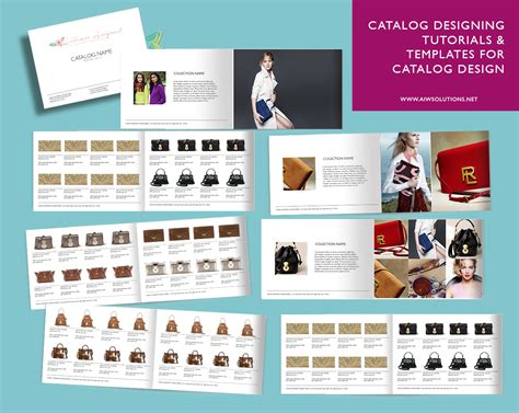 catalog design templates free how to add images to indesign catalog