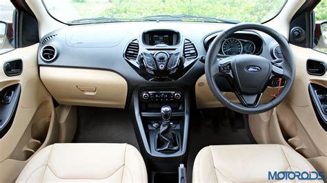 Ford Aspire Interior ford figo aspire detailed image gallery with specs