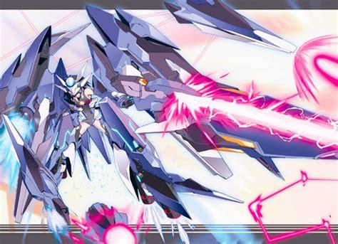 anime is infinite stratos i ii nathelora