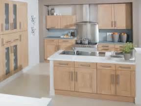 cuisine en bois moderne 2016 le bois chez vous