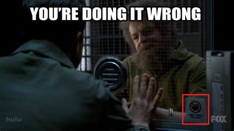 You Re Doing It Wrong Meme - image 121026 you re doing it wrong know your meme