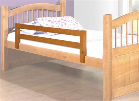 Bunk Bed Safety Rail 100 Solid Wood Safety Rail Guard By Palace Imports Honey Pine Color 14 5 Quot H X 42 5 Quot W 2 Quot X 2