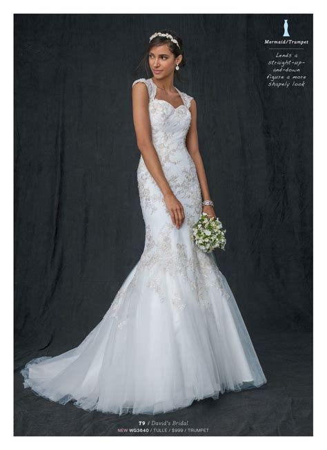 Brautmoden Katalog by David S Bridal Catalog Wedding Wish List
