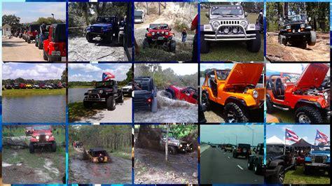 Orlando Jeep Club Tropical Jeep Club Of Florida