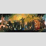 Aaron Douglas Song Of The Towers | 1650 x 663 jpeg 355kB