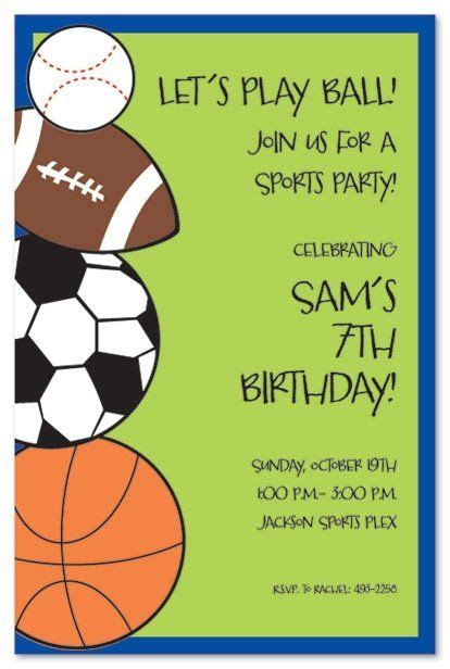 invitation wordings for sports event sports birthday ideas boys ideas birthday ideas birthdays and