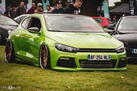 extremely clean vw scirocco stancenation form