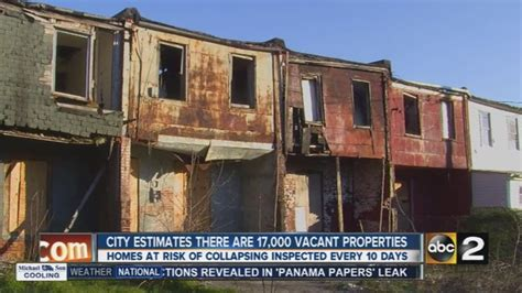 baltimore city housing baltimore housing estimates there are 17 000 vacant properties in baltimore city