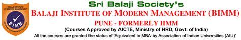 Balaji Institute Of Modern Management Pune Mba Fees Structure by Balaji Institute Of Modern Management Pune Bimm Pune Mba