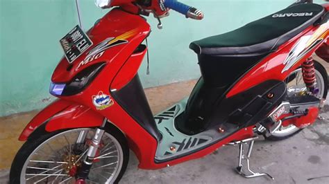 As Shock Depan Mio New As Sok As Shok Depan Mio New modifikasi yamaha mio 2008