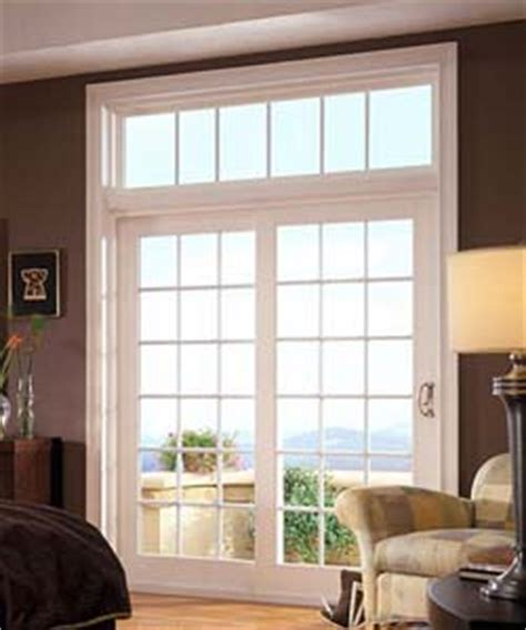 Patio Door With Transom by California Window And Doors Picture Gallery