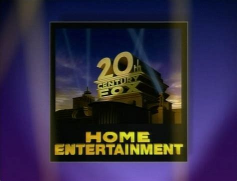 20th century fox home entertainment logo 1997 cadillac