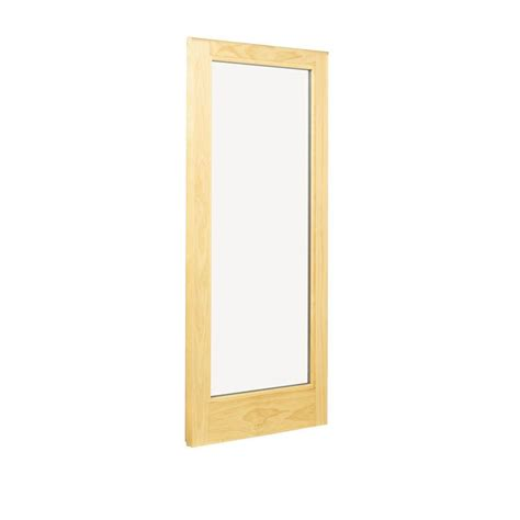 Andersen Patio Doors 400 Series Andersen 36 In X 80 In 400 Series Frenchwood Sliding