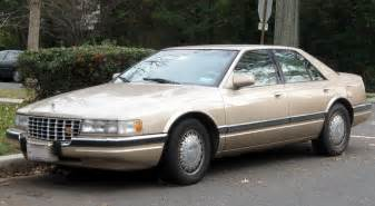 Cadillac Seville 1993 1993 Cadillac Seville Iv 4 Pictures Information And