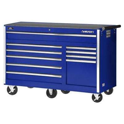 Husky 52 In 6 Drawer Tool Chest Htc5206 The Home Depot by Husky Tool Chests Tool Storage The Home Depot