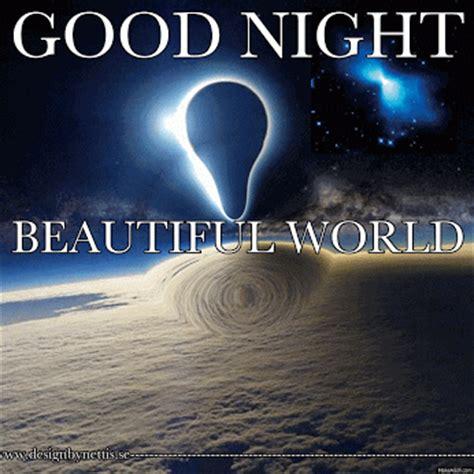 goodnight world designbynettis good night beautiful world